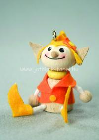 Mini manó fiú, sárga